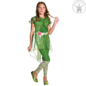 Poison Ivy Deluxe Child - Super Hero Girls