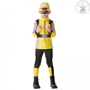 Yellow Power Ranger Beast Morpher Classic