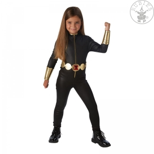 Black Widow Avengers Deluxe - Child - Czarna Wdowa