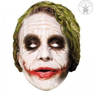 The Joker Card Mask - Adult - Maska