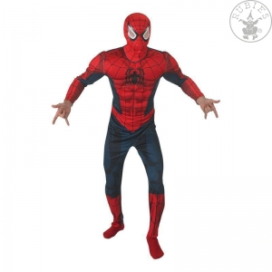 Spiderman Deluxe - Adult