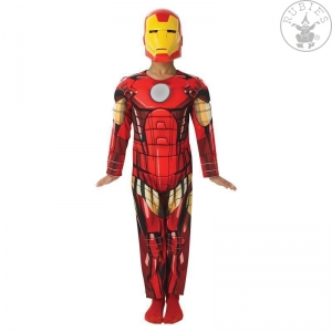 Iron Man Deluxe Avengers  - Child